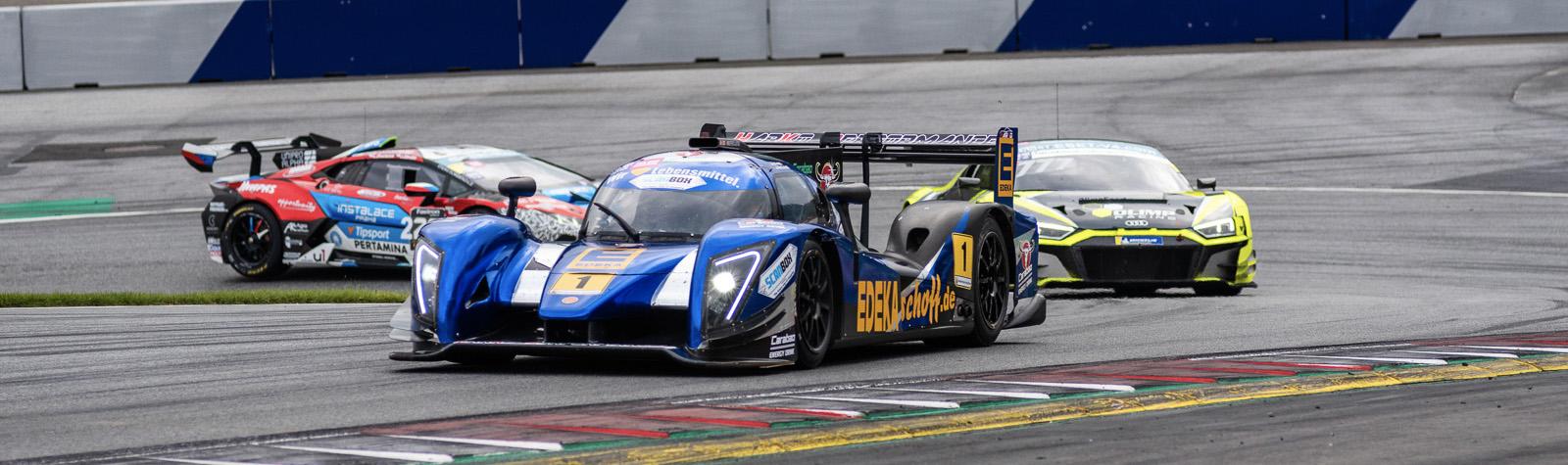 Lisowski po chybě neudržel prvenství v závodě Endurance